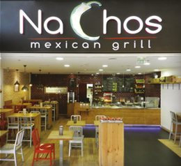 franchise nachos mexican food