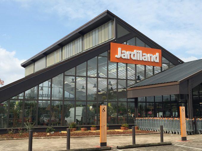 franchise jardiland