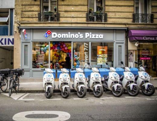 franchise domino's