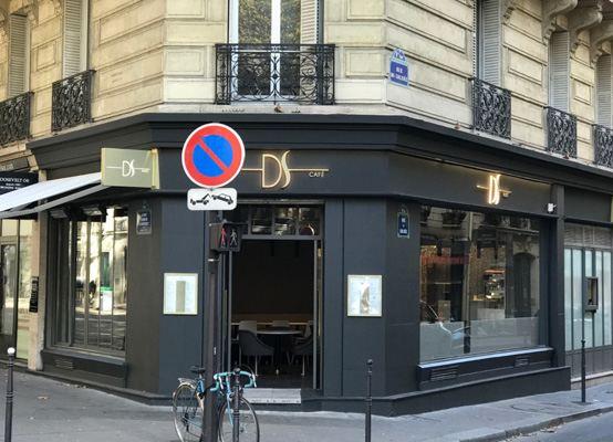franchise ds cafe