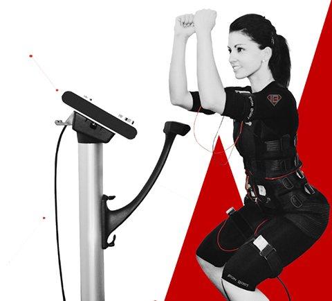 Franchise Sport Electrostimulation Action Sport Iron Bodyfit