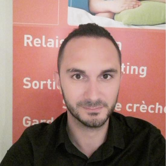 Julien Raynal, franchisé Babychou Services