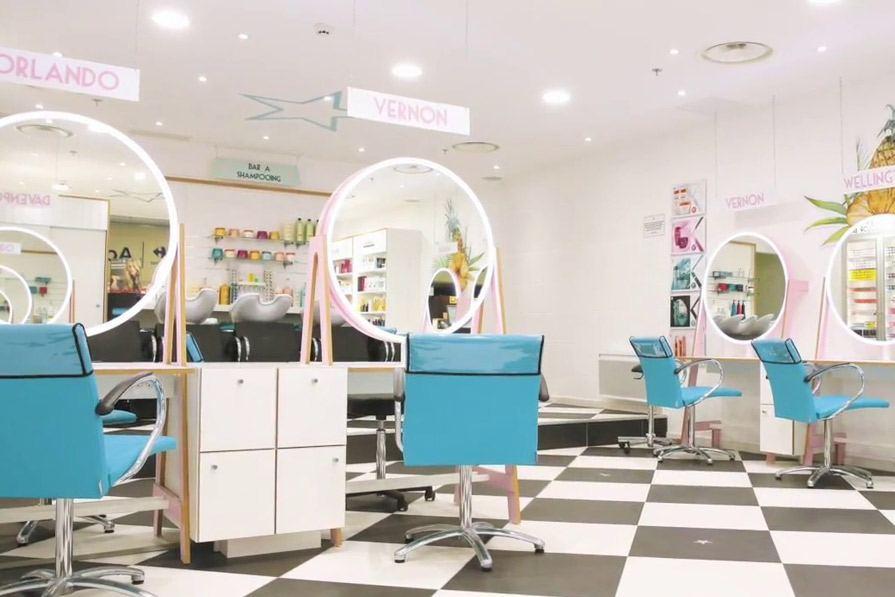 Salon coiffure TCHIP