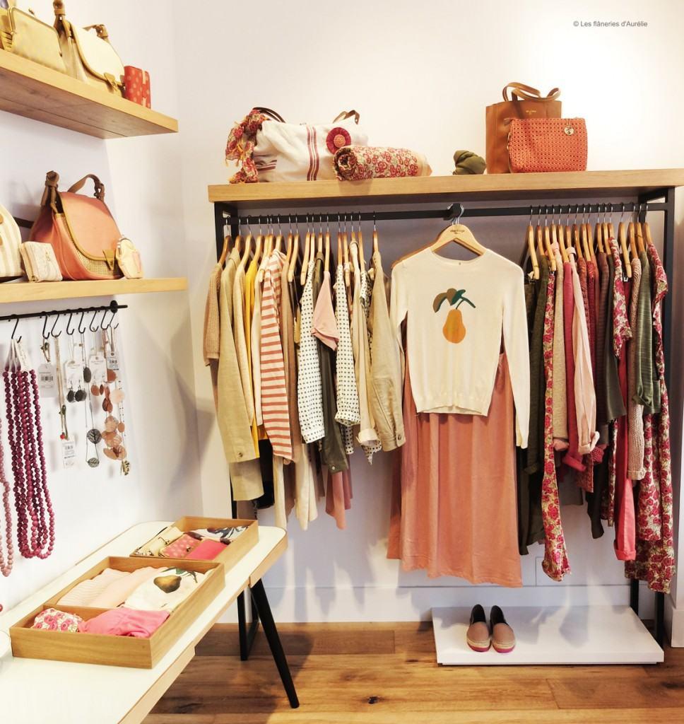 ouvrir boutique de vêtements