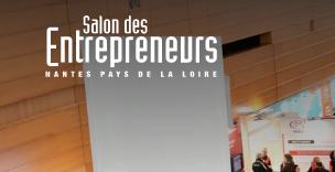 Logo salon entrepreneurs Nantes