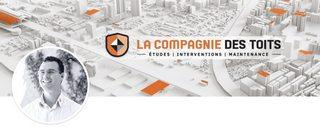 Nicolas Legendre, Fondateur de La Compagnie des Toits