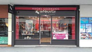 De Neuville à Rennes