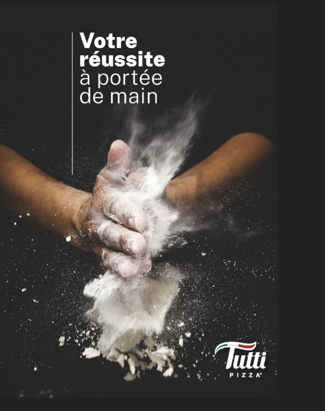 plaquette franchise Tutti Pizza