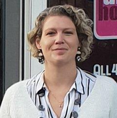 Emilie Cechetti , franchisée All4home sur le Mans
