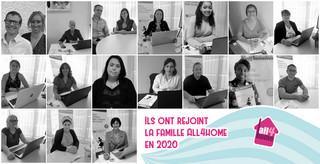 Les franchisés All4home à fin 2020 (à l'exception de l'un d'entre eux)