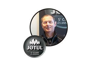 Laurent Lefebvre, concessionnaire JOTUL