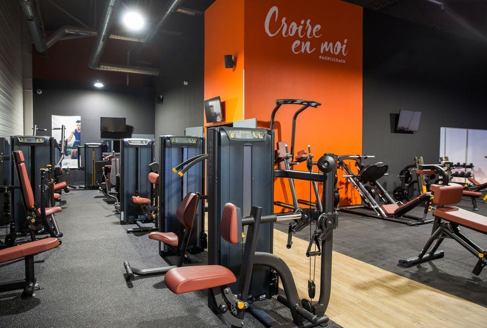 Salle l'Appart Fitness