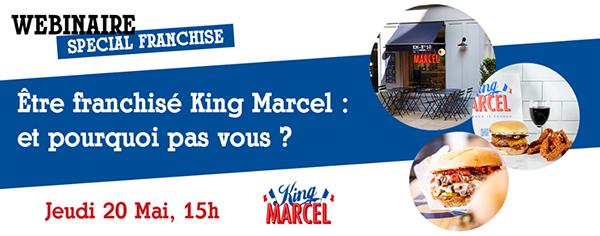 Webinaire - King Marcel