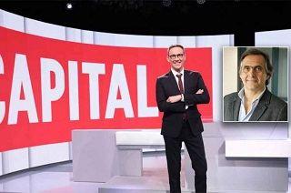 """Emmanuel Chain de retour dans """"Capital"""" dimanche 30 mai 2021 sur M6"""