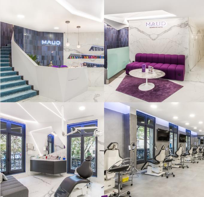 Maud franchise studios de beauté