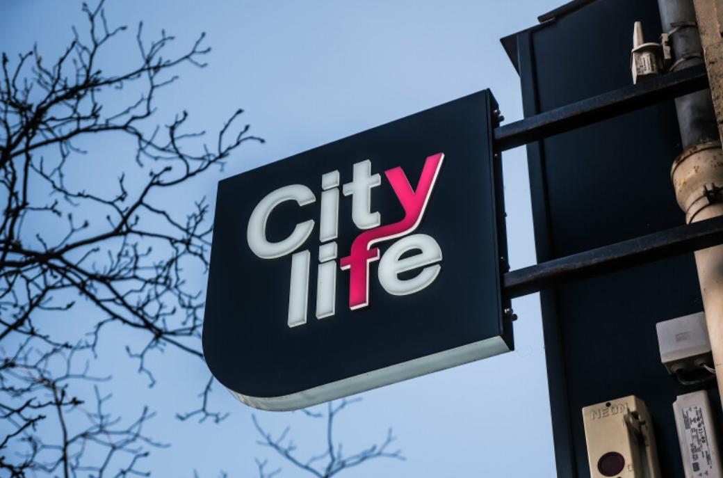 logo franchise citylife
