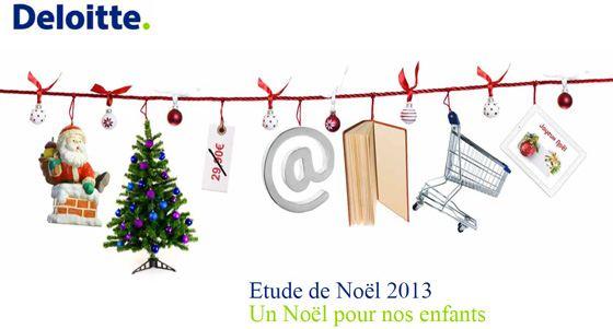 Deloitte Etude Noel
