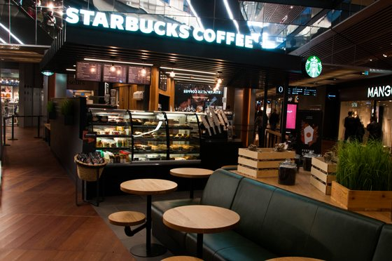 franchise Starbucks