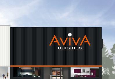 franchise cuisine meuble aviva