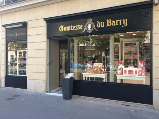 franchise comtesse du barry