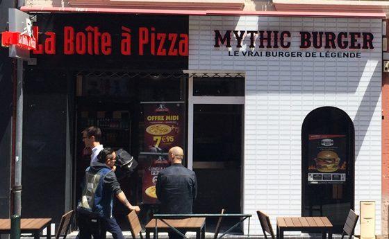 franchise la boite à pizza