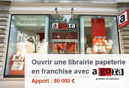 Franchise librairie