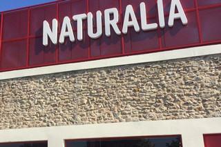 Inauguration du premier Naturalia Marché Bio, en banlieue parisienne à Brétigny sur Orge