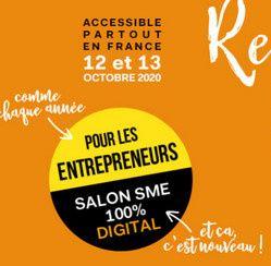 Le Salon SME 2020 en mode 100% Digital