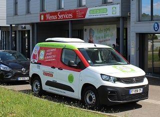 Les Menus Services à Chartres avec une 100ème agence