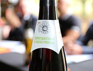 Le vin en franchise privilégie les filières Bio et HVE