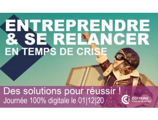 Participez à la journée dédiée aux créateurs et entrepreneurs organisée par la CCIP