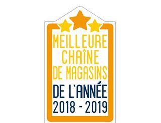 Meilleures Chaînes de Magasins 2019-2020 : la franchise mène la danse