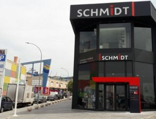 La franchise Schmidt en plein développement au sein de l'Hexagone
