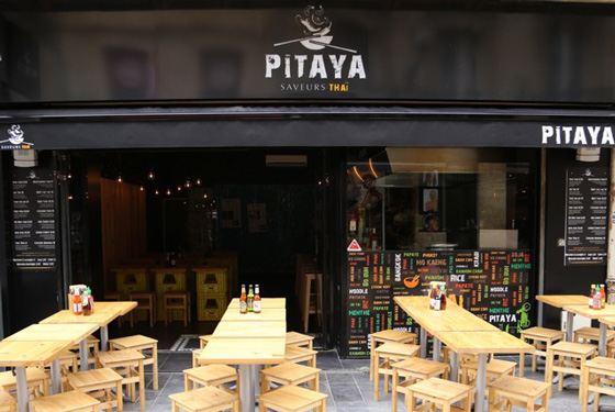 franchise Pitaya