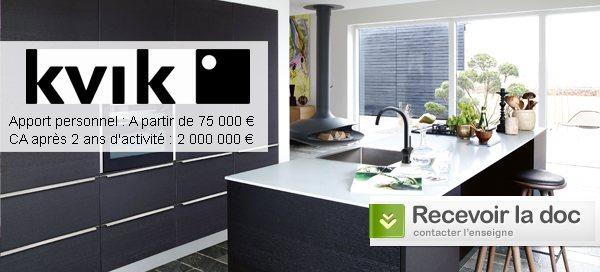 Analyse rentabilit le secteur de la franchise cuisine for Cuisine 5000 euros