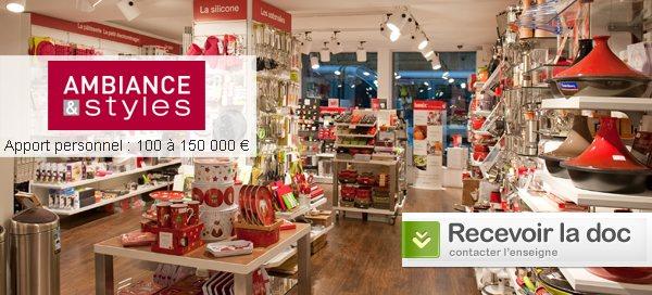 Nous pouvons retrouver ces magasins en centre ville sur des surfaces de vente de 200 à 300m² et également en périphérie sur 300 à 500m²