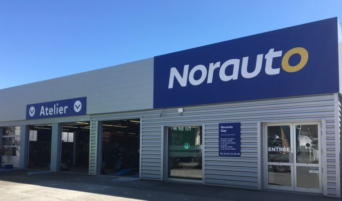 Devenir franchisé Norauto