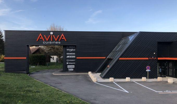 Ouvrir un magasin AvivA Cuisines