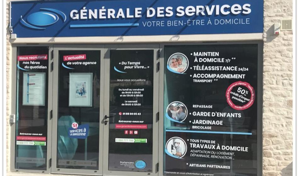Ouvrir une franchise Générale des Services