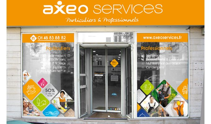 Ouvrir une agence AXEO Services