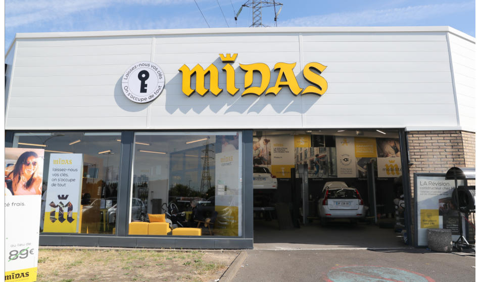 Devenir franchisé Midas