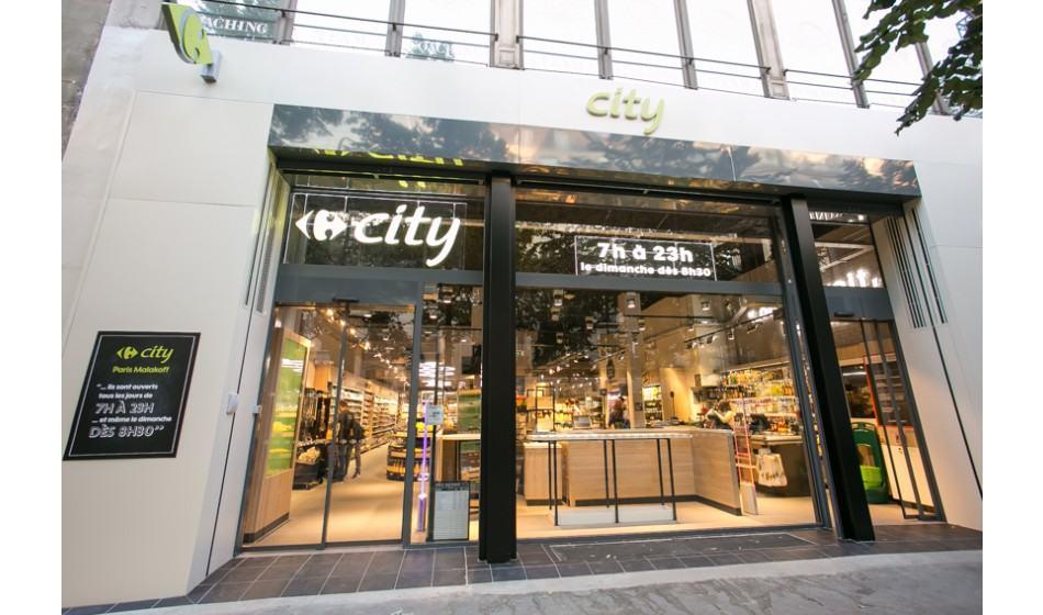 Ouvrir une franchise Carrefour City