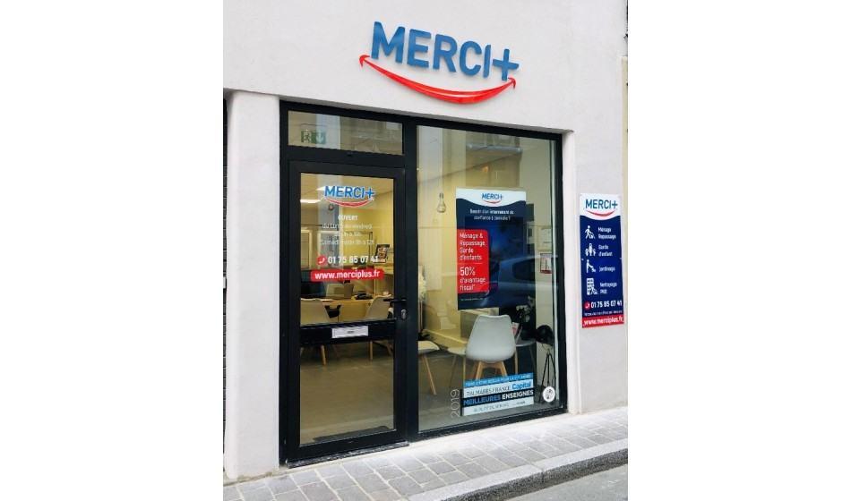 Rentabilité franchise MERCI+