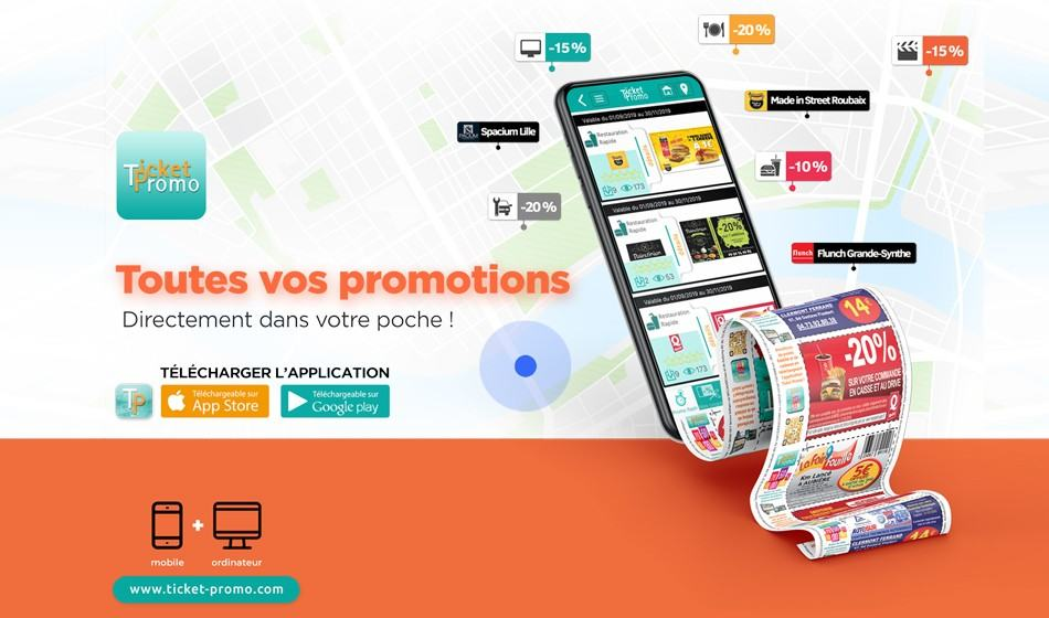 Rentabilité franchise Ticket Promo