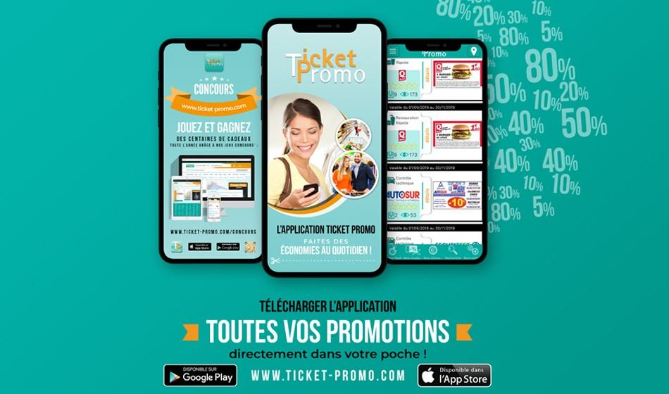 Prix franchise Ticket Promo