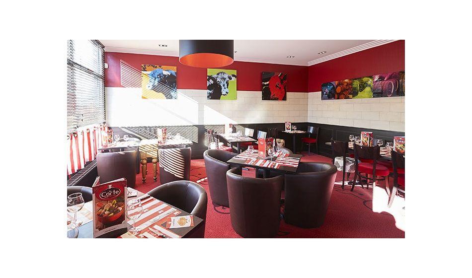 Prix franchise La Boucherie Restaurant