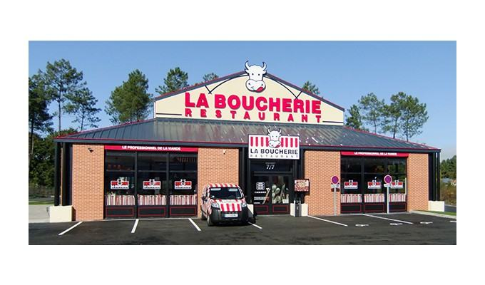 Devenir franchisé La Boucherie Restaurant