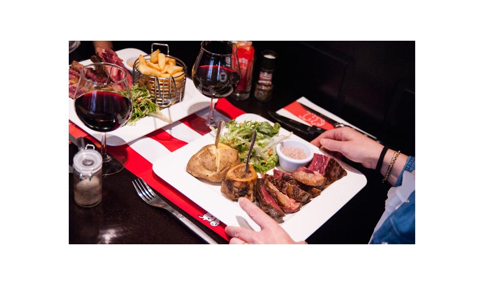 Ouvrir un restaurant La Boucherie Restaurant