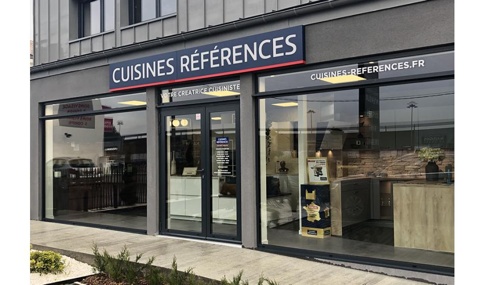 Ouvrir une franchise Cuisines Références