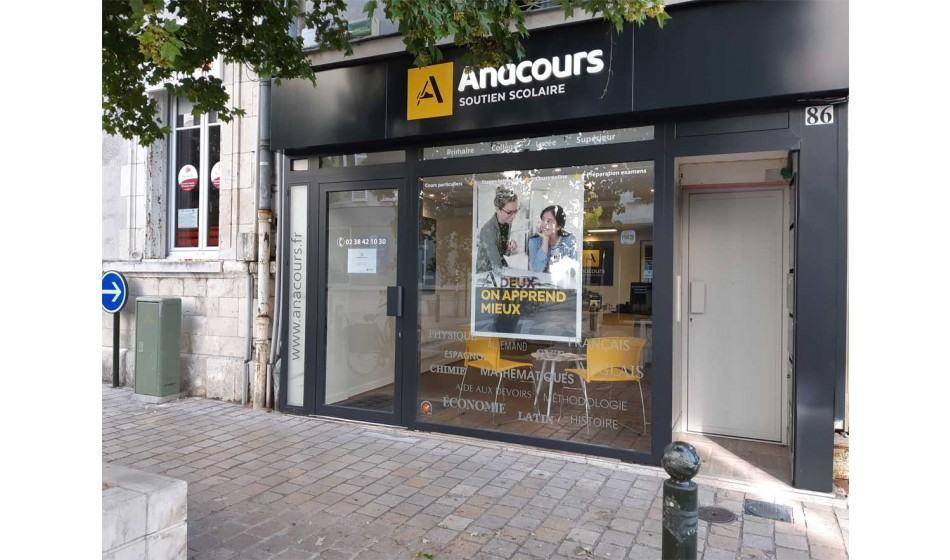 Salaire franchisé Anacours soutien scolaire